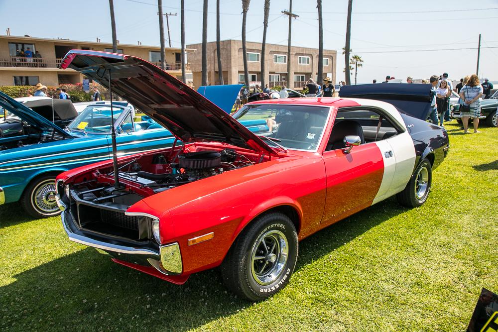 BangShiftcom Seal Beach Classic Car Show Photos - Classic car paint