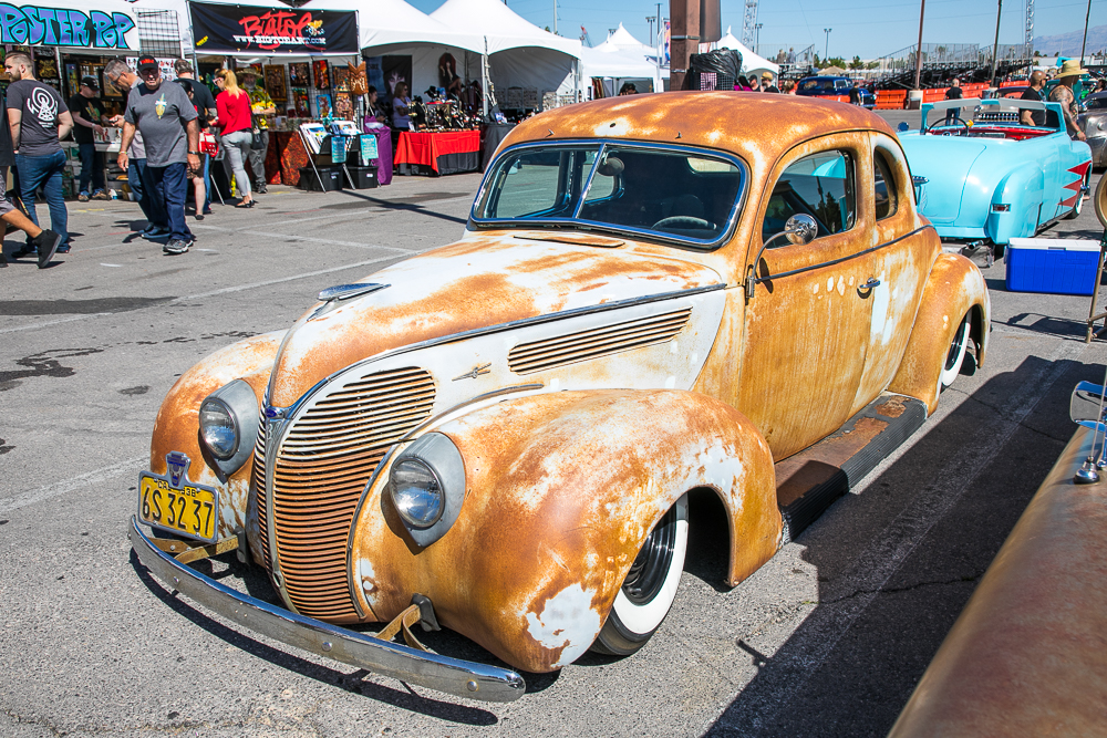 BangShiftcom Viva Las Vegas Photos Car Show Patina Hot Rods - Car show las vegas