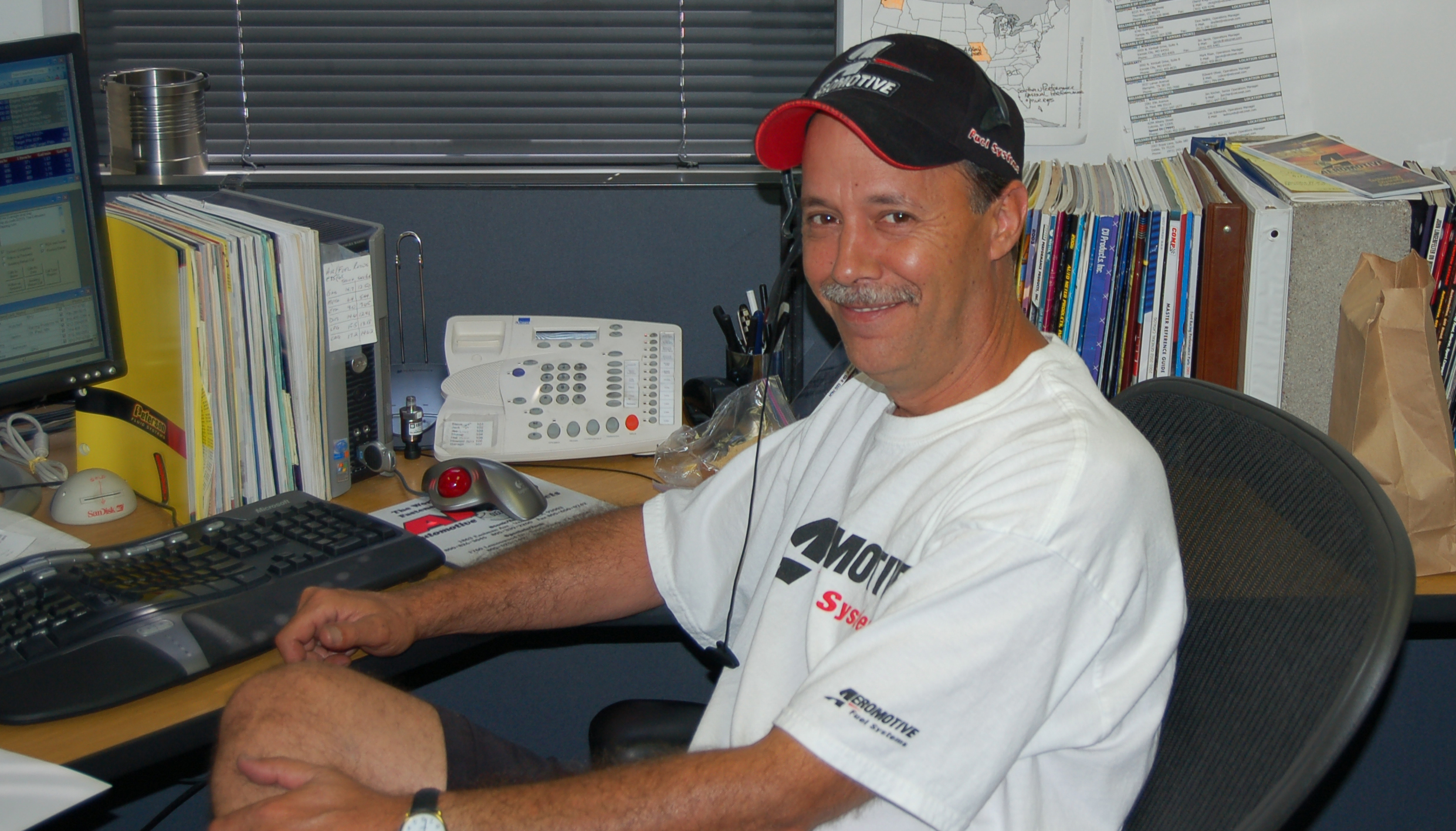 Know Your Tech Guru: Aeromotive's Brett Clow Personifies The Company's Hands on Approach