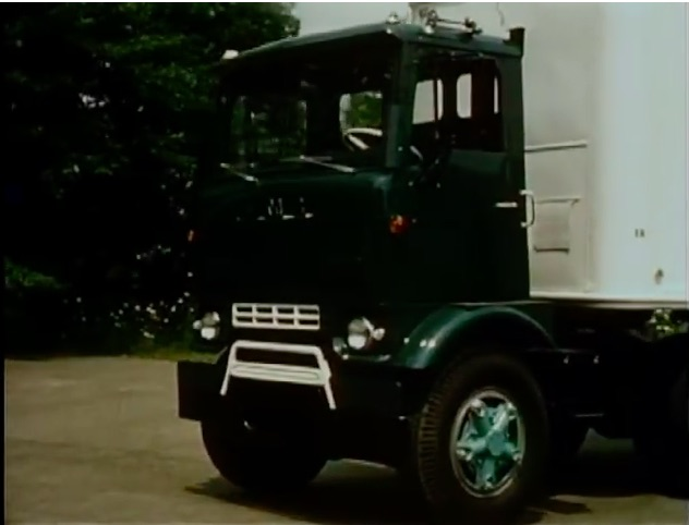 Truckin' Fun: This 1960 GMC Video Shows Off The New LCF Trucks and The Torture Chamber Crackerbox