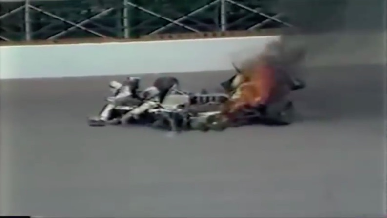 Crazy Video: Danny Ongais Crash From The 1981 Indy 500 Has To Be Seen To Be Believed – He Was Racing Again Months Later