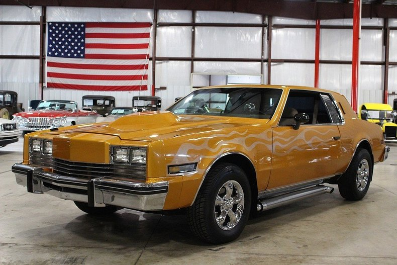 This 1985 Olds Toronado Rides High, Has A 455, and Is Still Front Wheel Drive!
