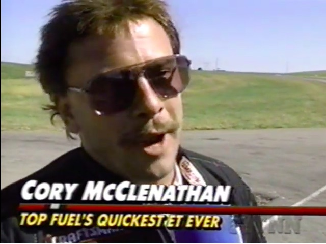 Retro Cool Video: NHRA Today From The 1993 Heartland Nationals In Topeka, Kansas
