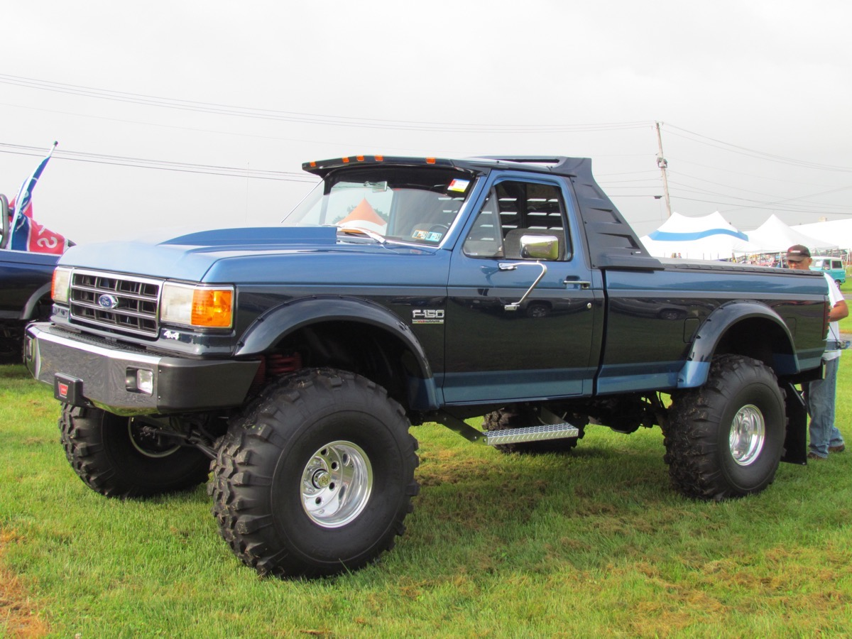 Ford Carlisle Nationals 2018 Coverage: Iconic Ford Trucks AND Tractors From Across The Decades!
