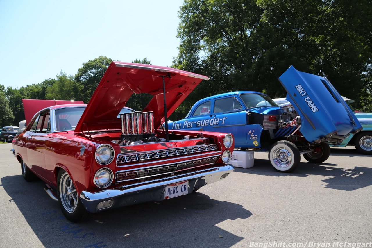 Holley Hot Rod Reunion 2018: Our Coverage Starts With The Show Car Field!
