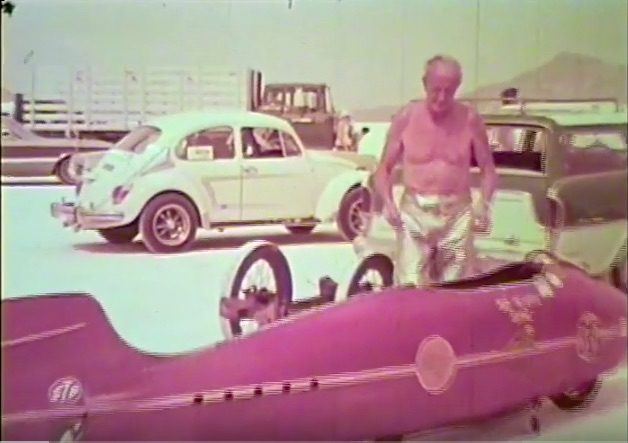 This 1970 Harley-Davidson Video From Bonneville Features, Bikes, Cars, Bikinis, and The Endless Salt