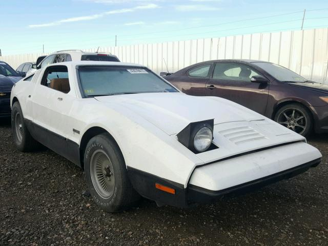 Act Now: There's An Early 1974 AMC V8 Powered, Four-Speed Bricklin For Sale That You Could Own For Almost Nothing