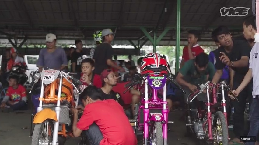 This Film About Indonesian Street Racing and Drag Racing Is Incredible – The Parallels Are Epic