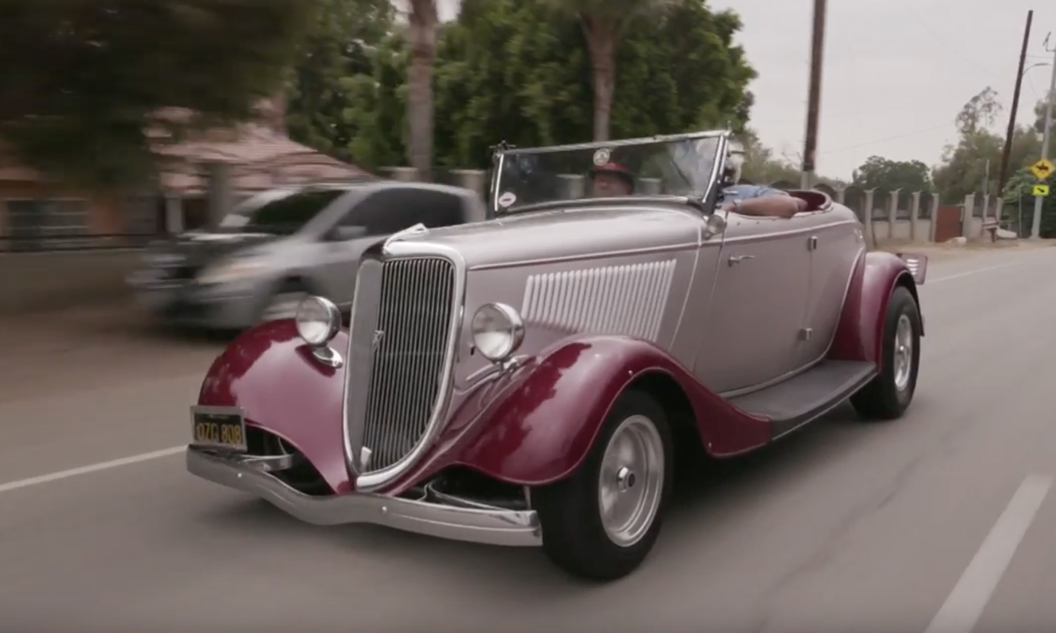 Can You Imagine Owning A Car Over Fifty Years? Check Out The Case Of This 1934 Ford!
