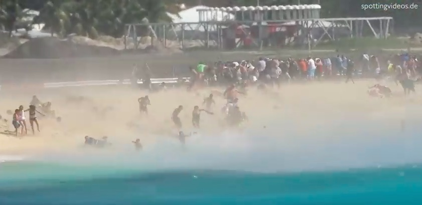 Watch People Get Sandblasted And Their Stuff Get Wrecked By Jet Wash – They Are Not Smart