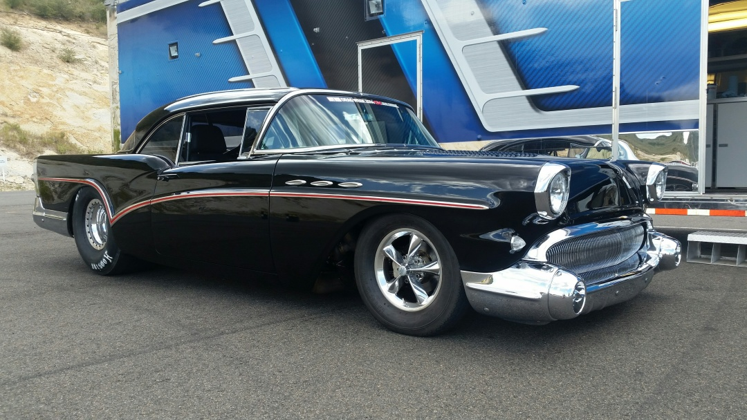 BangShift.com Racing Junk Find: This 1957 Buick Special Is The ...