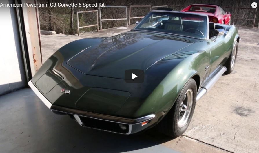 American Powertrain's New C3 Corvette Magnum Swap Is Killer! Watch Chad Talk About It With Them!
