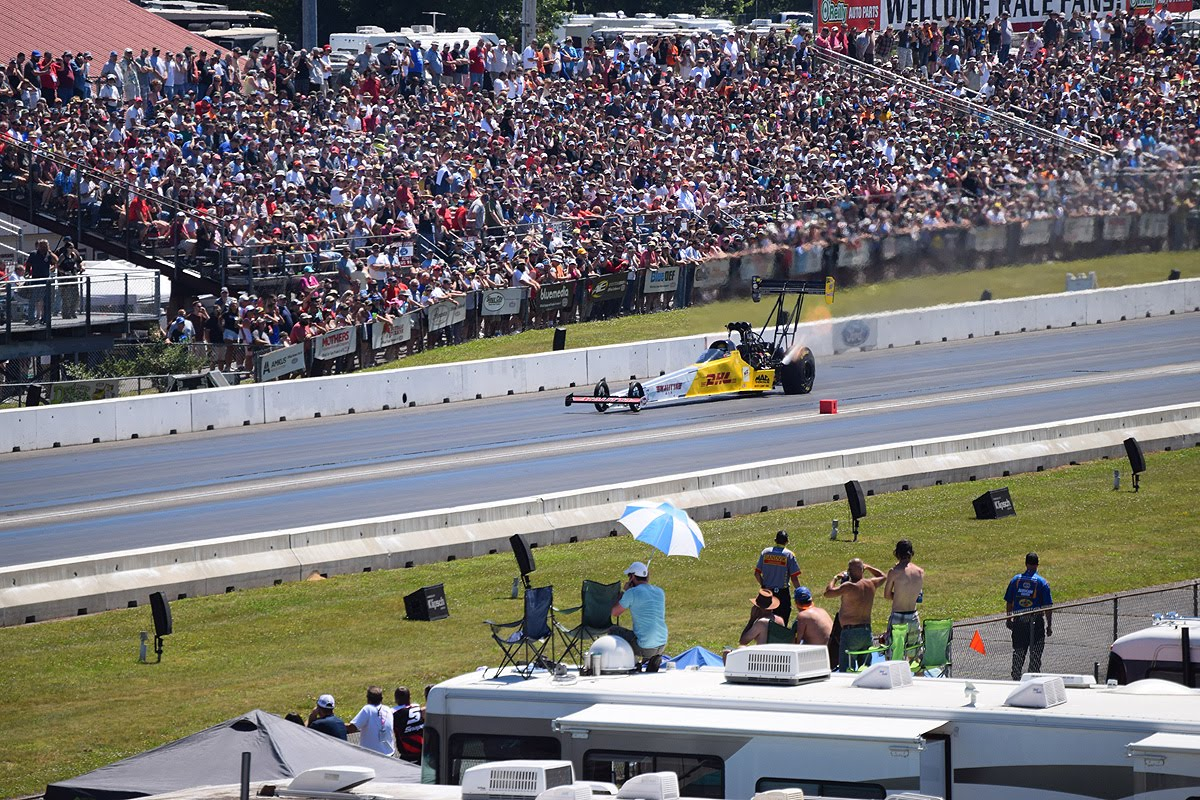 NEWB: We Sent Tony Sestito To His First NHRA National Event With No Direction And A Camera – Here's His Report