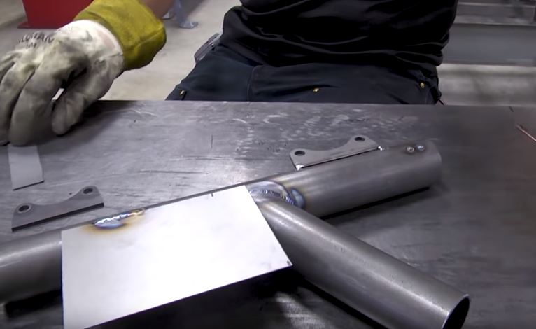 Welding Sheet Metal Or Plate To Tubing Takes Some Work. Here's How To Do It Right.