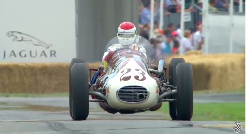 International Speed Appreciation: Here's How Goodwood Celebrated The 100th Indy 500 Back In 2016