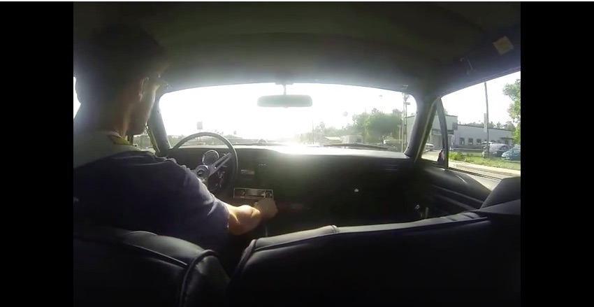 The American Powertrain Parting Shift: Rippin' and Roarin' In A 1969 Nova With A Jerico 4-Speed!