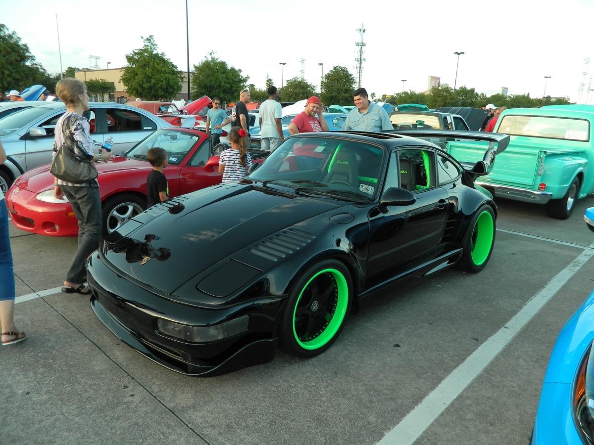 BangShiftcom July Kemah Cruise Photo Coverage Texas Summer Car - Kemah car show