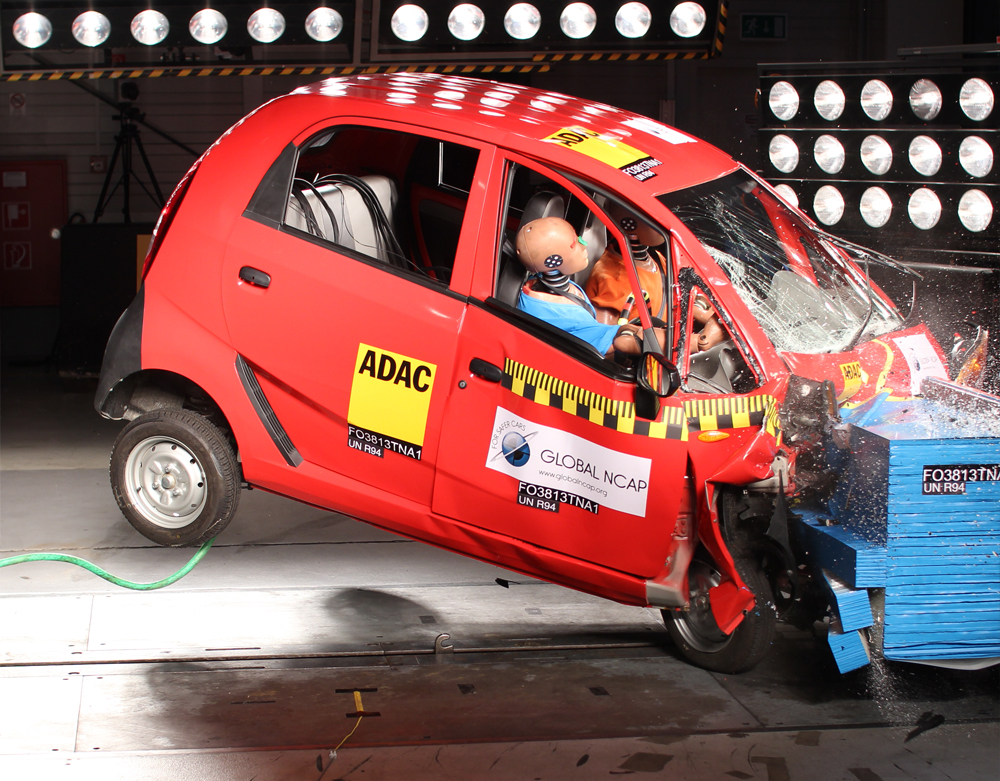 Ten Years Too Long: The Tata Nano, The World's Cheapest Car, Is Dead