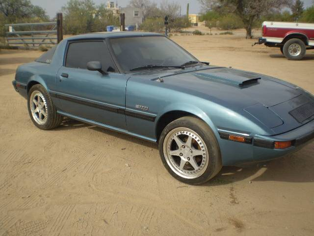 Rough Start: First Gen RX-7, Small-Block Chevrolet, Together For Well Under Budget!