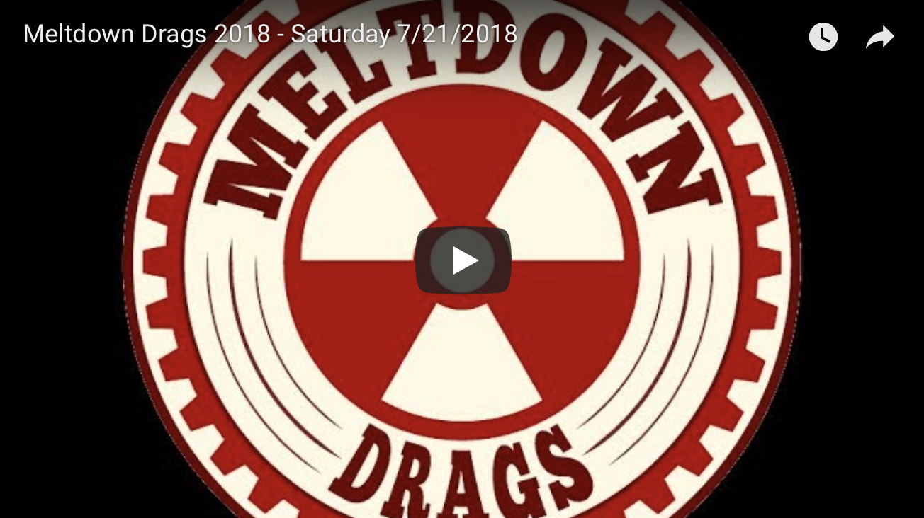 Meltdown Drags At Byron Dragway Is LIVE! Watch All The Nostalgic Action Right Here