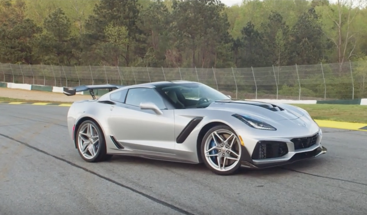 The Swan Song: The Corvette ZR1 Is The Final Form Of The C7 Platform