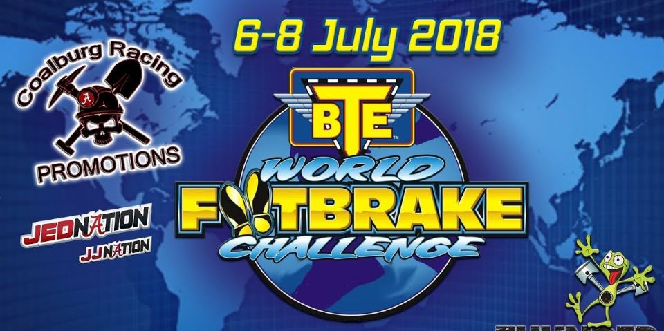 The BTE World Footbrake Challenge Is LIVE Right Here!