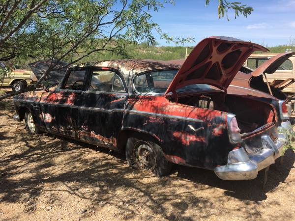 Need A Hemi IN Your Life? This 1955 DeSoto Firedome Could Be The Cheap Way In