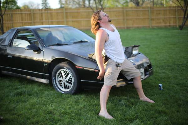 This Hilarious Ad For A 1985 Pontiac Fiero GT Actually Makes Us Want A 1985 Fiero GT