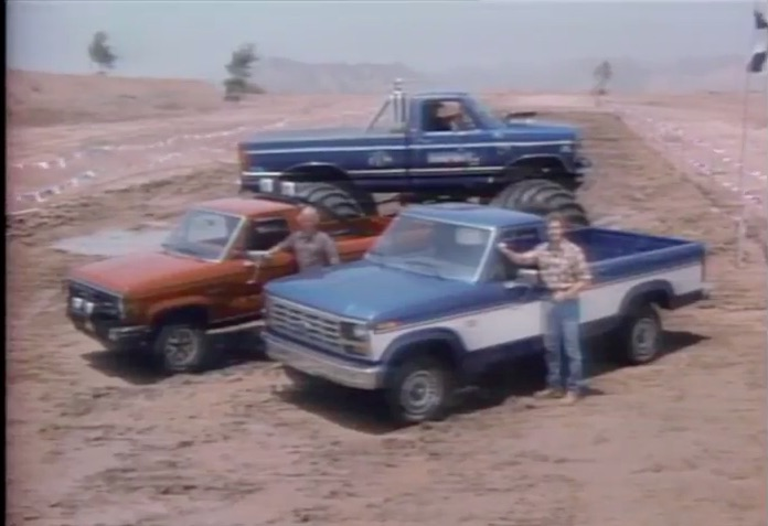 Vintage Ad Watch: This Compilation Of Five 1985 Ford Truck Ads Rules But Bronco IIs Stil Suck