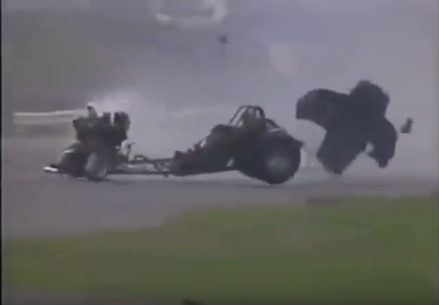 Having A Bad Day? This Compilation Of 1980s Drag Racing Wreckage And Calamity Will Set You Right