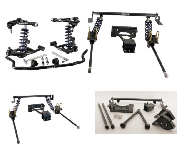 BangShift com RideTech Releases Complete Coilover System For 1982