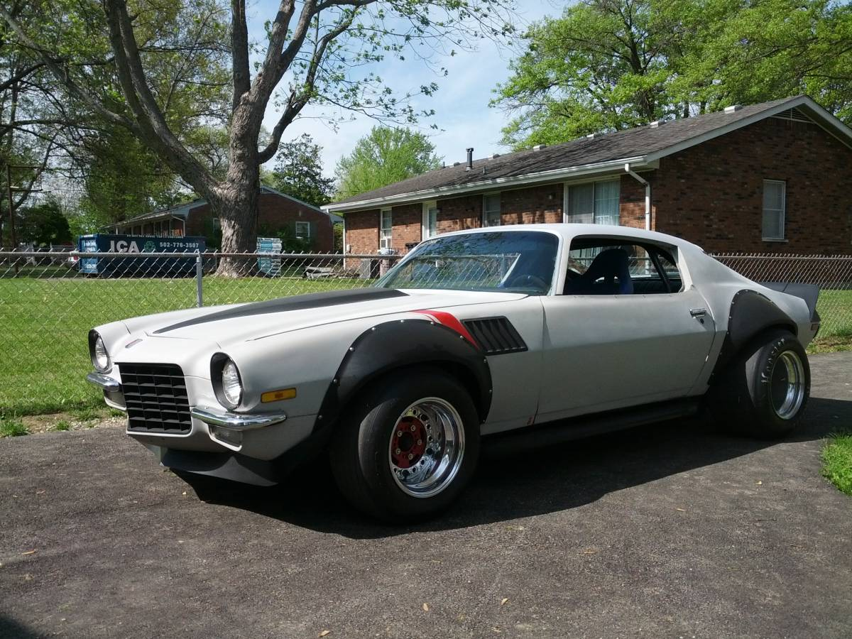 Ready To Rock: A 1972 Chevrolet Camaro That Is Begging For The Corners!