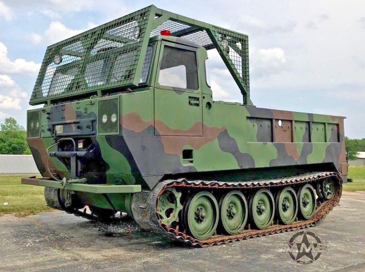 f9d9b1b8e1d You Don't Want This M548A1 Tracked Amphibious Vehicle…You Need It! This  Thing Is Mint!