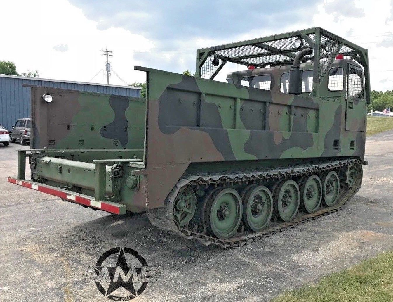 32368057 eBay link: You don't want this M548A1 tracked amphibious vehicle…you need  it!