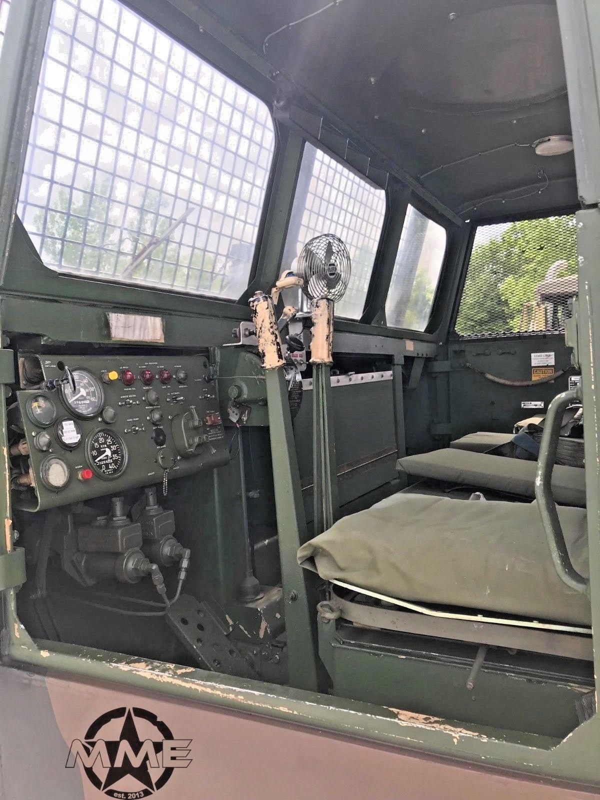 Amphibious Vehicle For Sale >> BangShift.com This M548A1 Tracked Amphibious Vehicle ...