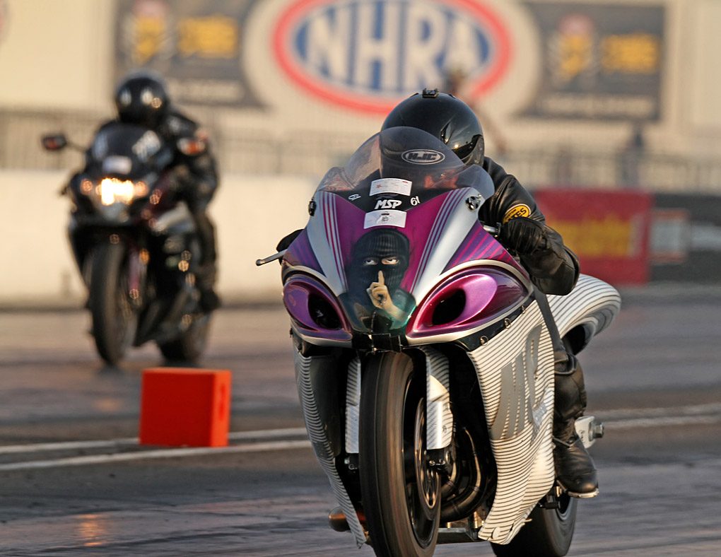 NHDRO Results From Indy – Bad Ass Bikes On A Bad Ass Track Makes For Big Fun!