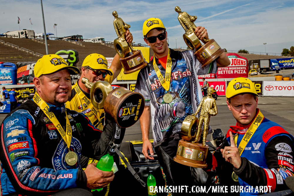 Blake Alexander, Robert Hight, Jeg Coughlin Jr & LE Tonglet Win Pro Classes at Sonoma Sell Out!