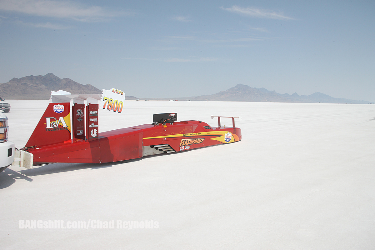Speed Week 2018 At Bonneville Is Over But Our Photos Just Keep Coming
