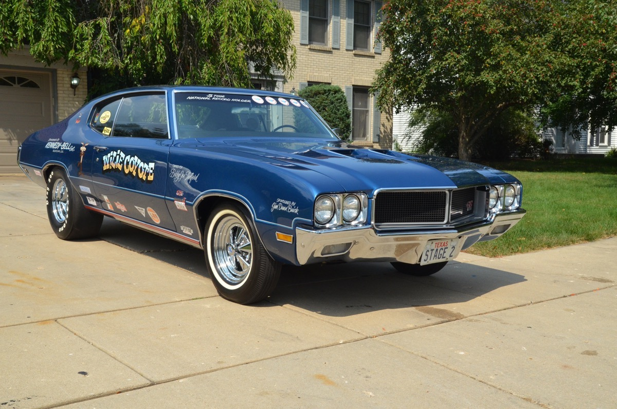 The Baddest Buick: We Found An Amazingly Rare 1970 Buick GS Stage 2 Hiding In A Suburban Garage