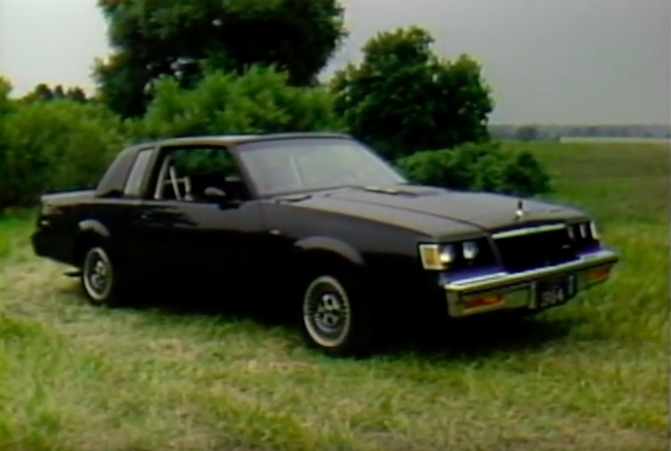 This Road Test Of A 1984 Buick Regal T-Type Is A Video Harbinger Of What Was To Come In The 1980s – A Solid Start