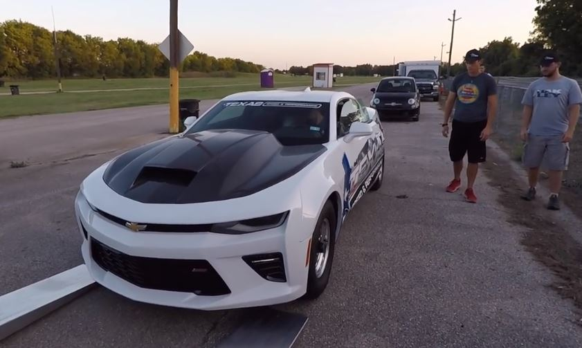Cleetus Sets Another World Record! First Heads And Cam NA 6th Gen Camaro In The 9's!
