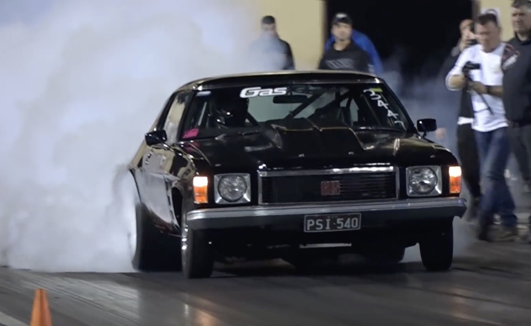 Morning Symphony: How About A Little Aussie Rock, Courtesy Of A Twin-Turbo Monaro?