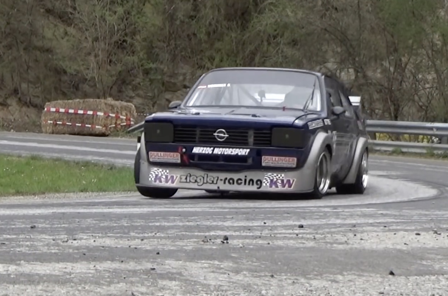 Morning Symphony: Hillclimbing In An Opel Kadett
