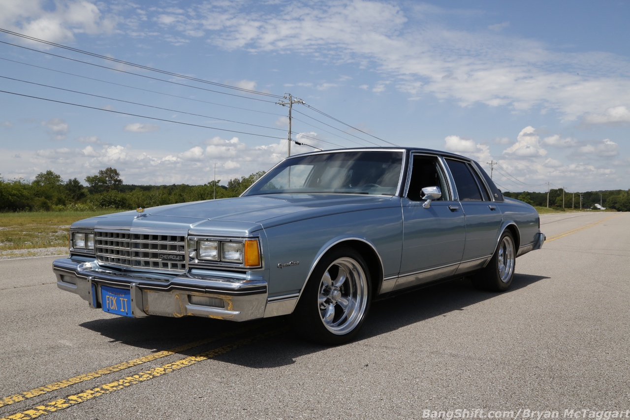 A Revisited Project: We Check In On That Monster 1985 Chevy Caprice – Nearly 700 Horses At The Wheels!