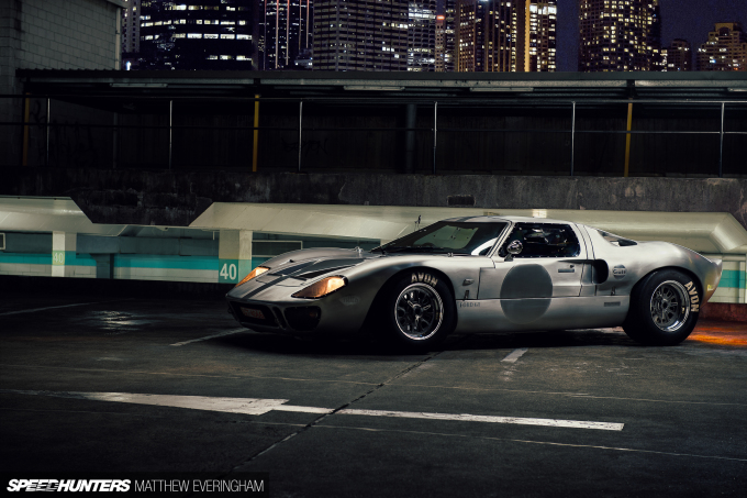 Handbuilt Halo Car: This Ford GT40 Replica Is Spectacular!