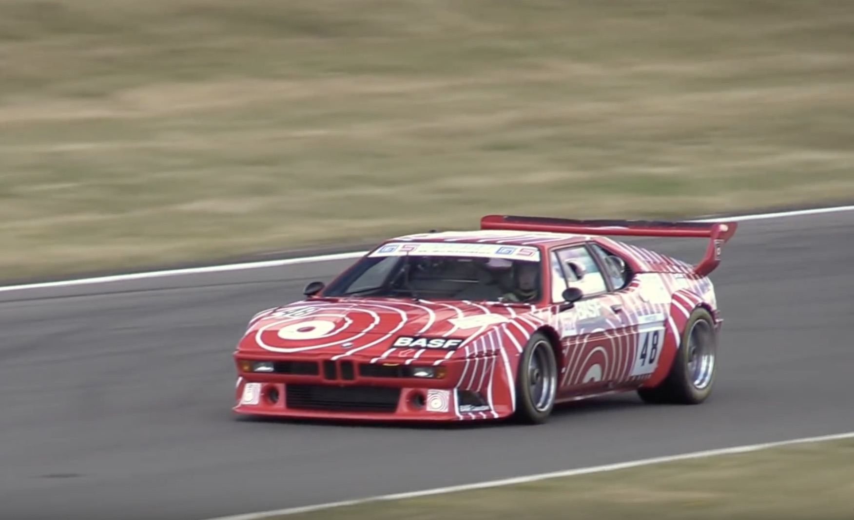 Morning Symphony: Nurburgring Oldtimer Grand Prix – Where Old Race Cars Come Out To Raise Hell!