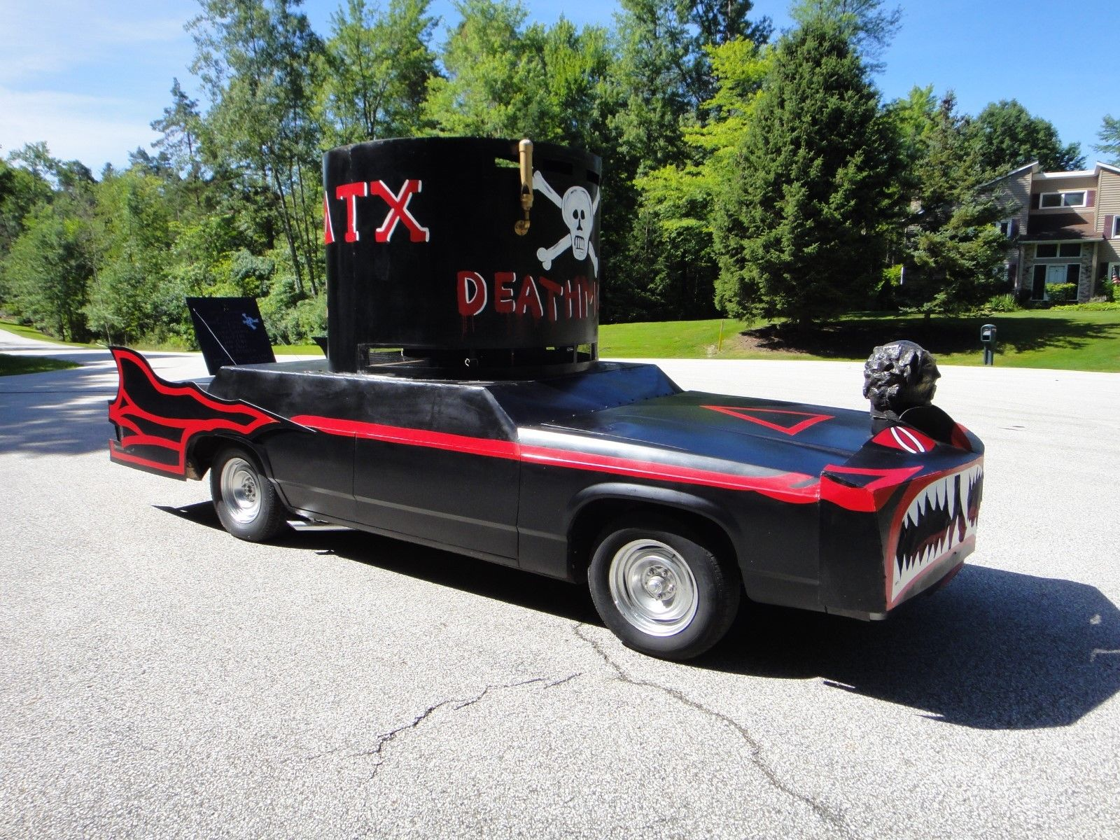 Deathmobile! This Clone Of The Animal House Car Is The Daily Driver You Really Need!