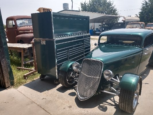 BangShift Project Files: Ethyl XXII – This Stunning 1933 Ford Is Awake And Alive!