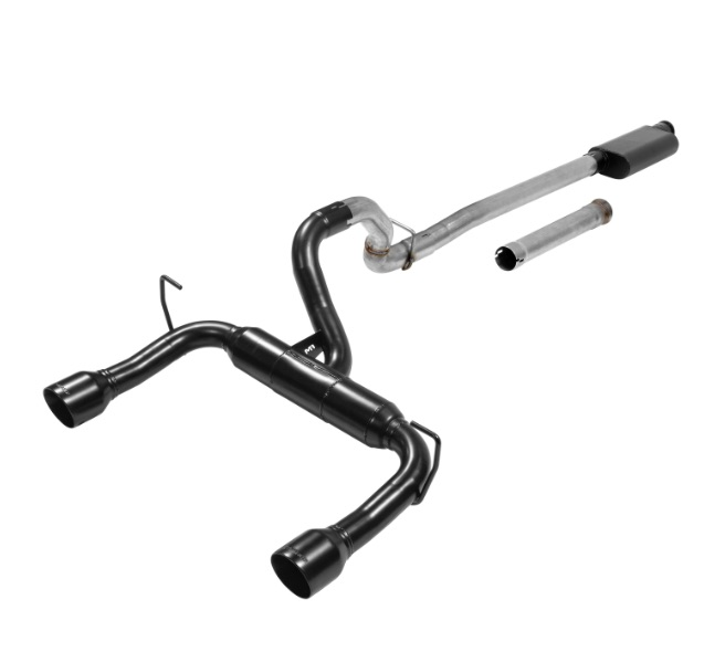 Got A 2018 Jeep? Flowmaster Has The Outlaw Exhaust System To Wake It Up and Make It Sound Great