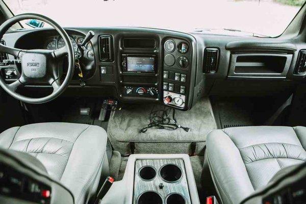 BangShift.com 2007 GMC C5500 Kodiak Monroe Conversion ...